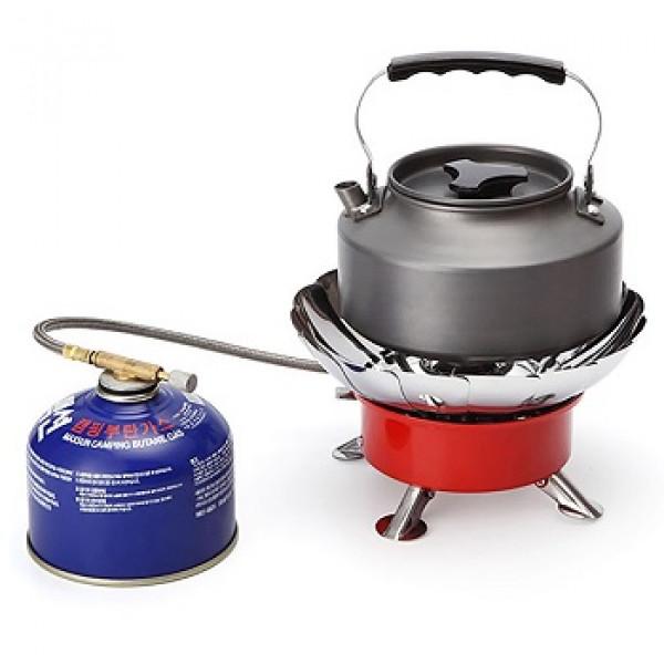 Газовые плиты, горелки, топливо